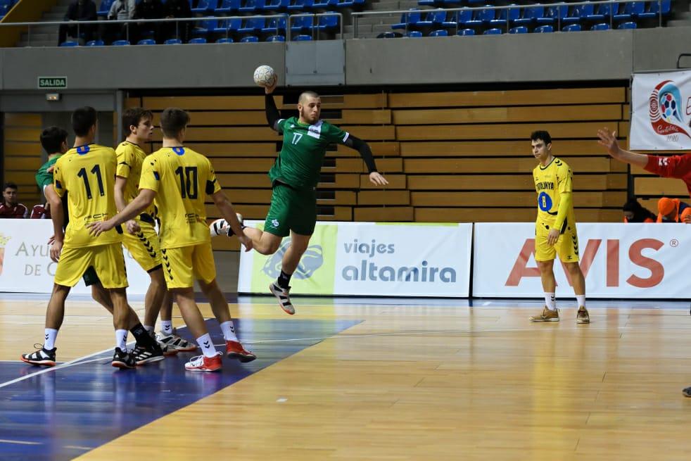 Carlos Lázaro, primer fichaje para nuestro equipo de 1ª nacional